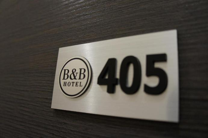 Отель B&B Hotel