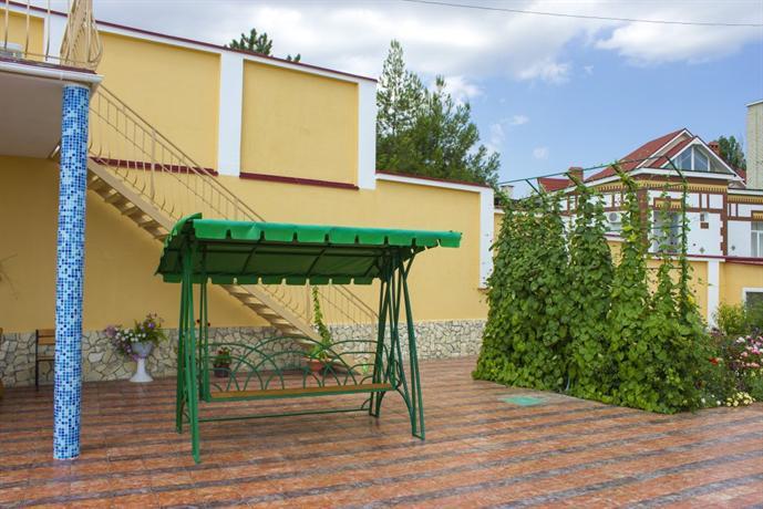 Afalina Hotel Feodosiya - dream vacation