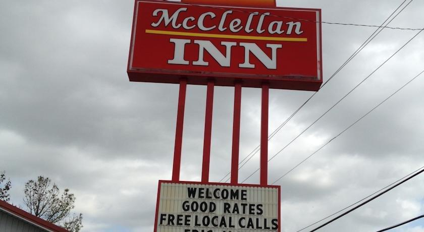 McClellan Inn - dream vacation