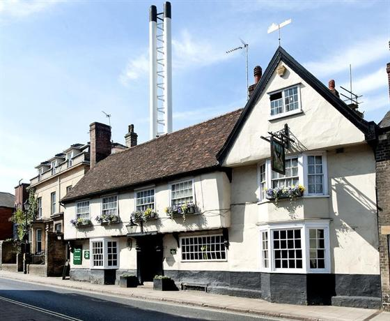 Dog and Partridge Hotel Bury St Edmunds - dream vacation