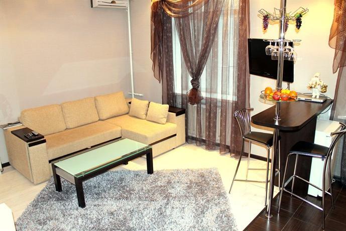 V Dnipropetrovsku Apartments - dream vacation