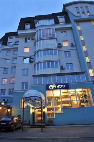 Отель Ева