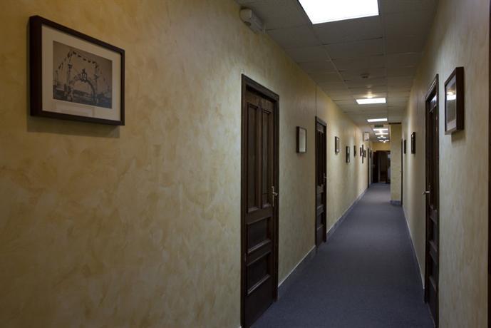 Гостиница Ярмарочная