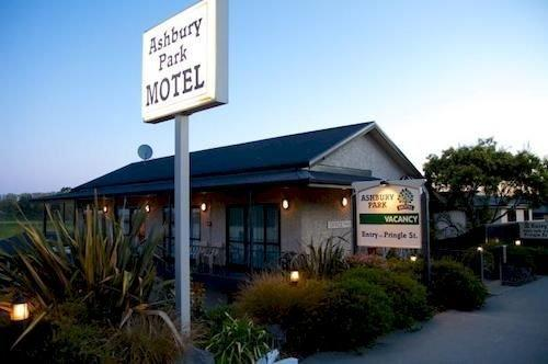 Ashbury Park Motel Timaru - dream vacation