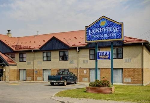 Lakeview Inn & Suites Thompson