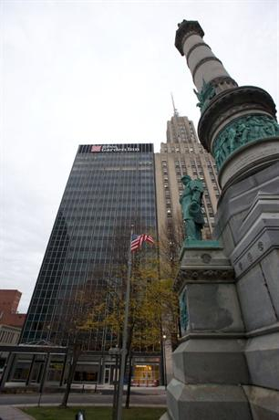 The Hilton Garden Inn Buffalo Downtown Compare Deals