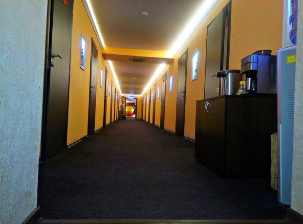 Гостиница Манго