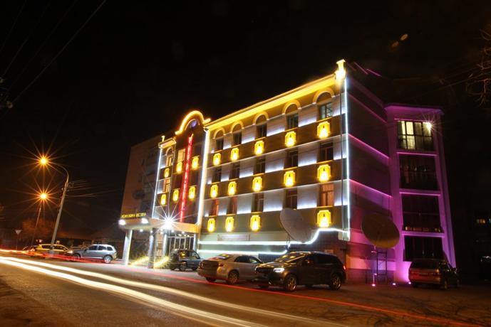 Гостиница Жемчужина Востока