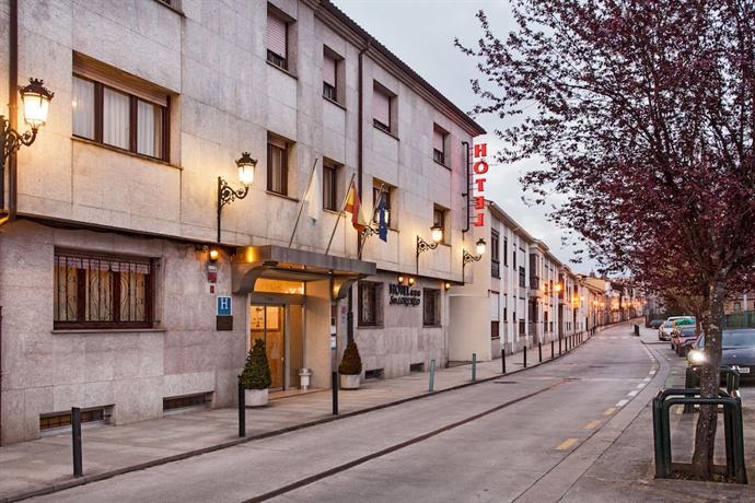 San Lorenzo Hotel Santiago de Compostela - dream vacation