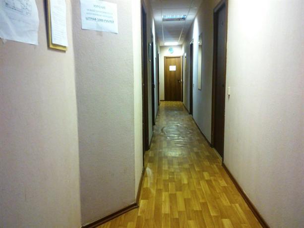 Эконом-отель Лира