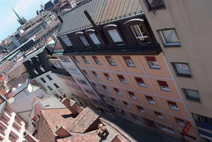 Regina Hotel Lausanne - dream vacation
