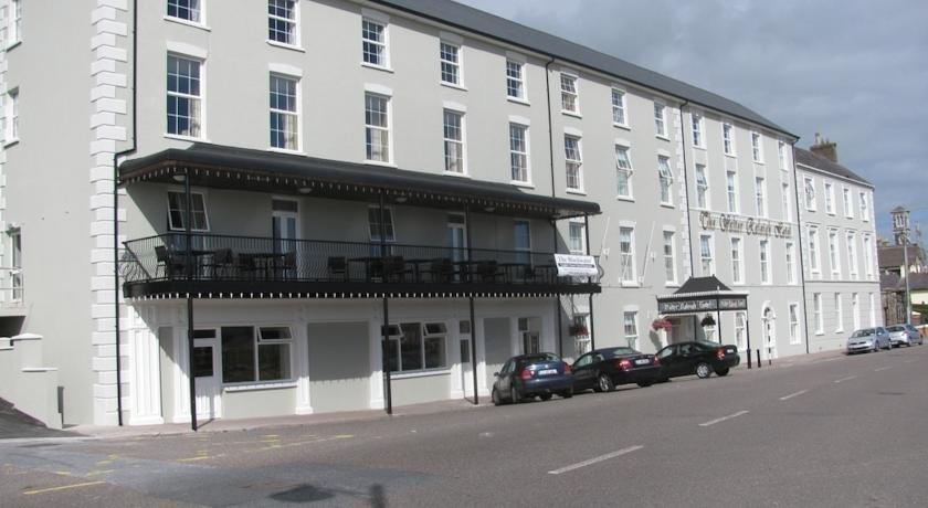 Walter Raleigh Hotel Youghal - dream vacation