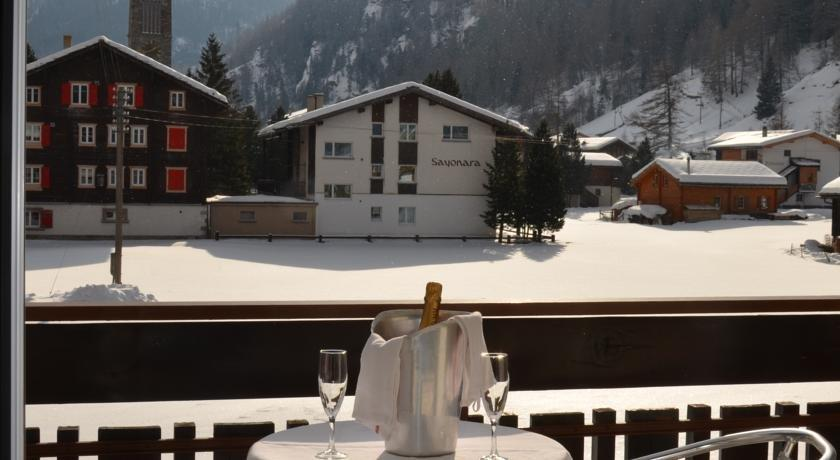 Hotel Tenne Saas-Grund - dream vacation