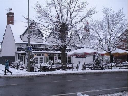 The Old Black Horse Inn Oxford - dream vacation
