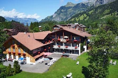 Alpina Hotel Kandersteg - dream vacation