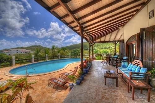 Villa Mahogany Philipsburg - dream vacation