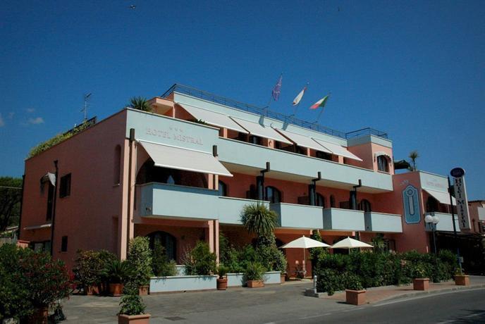 Mistral Hotel Marina di Campo - dream vacation