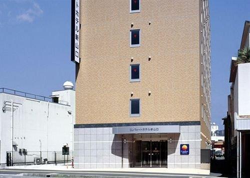 Comfort Hotel Shin Yamaguchi - dream vacation