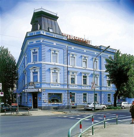 Hotel Bayrischer Hof - dream vacation