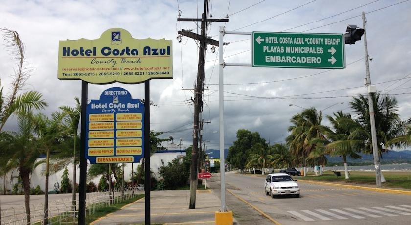 Hotel Costa Azul County Beach - dream vacation