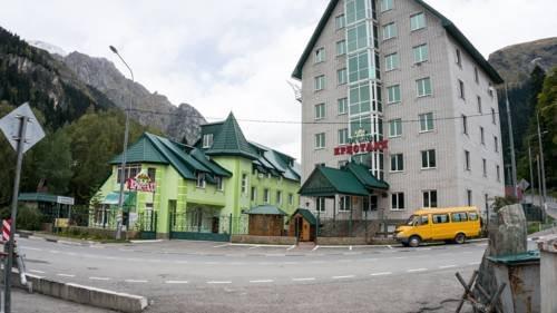 Кристалл Отель