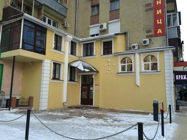 Отель На Никитской