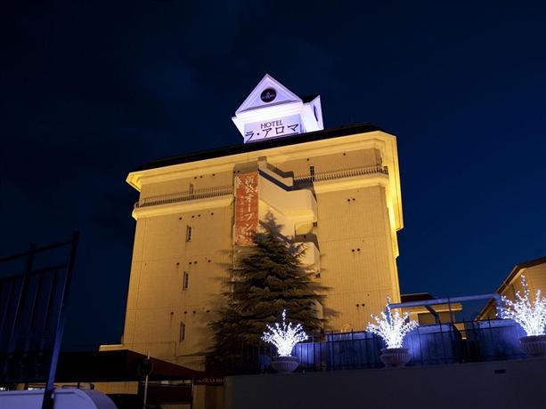 Hotel La Aroma Sendai - dream vacation
