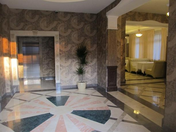 Golden Palace Hotel Almaty - dream vacation