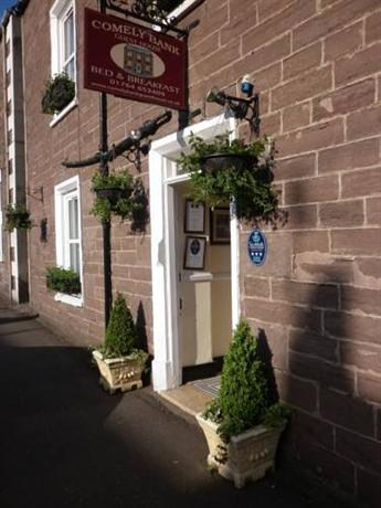 Comelybank Guest House Crieff - dream vacation