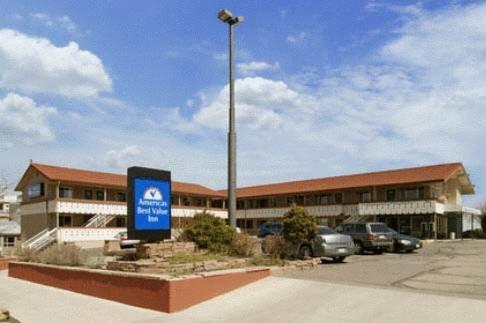 America\'s Best Value Inn Boulder University - dream vacation