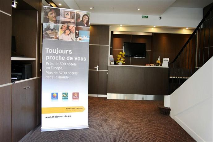Comfort Hotel d\'Angleterre Le Havre - dream vacation