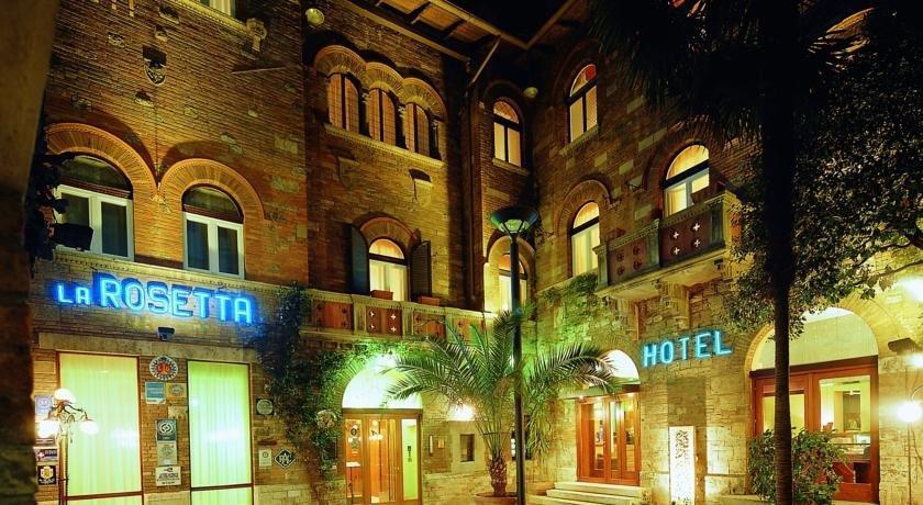 Hotel La Rosetta - dream vacation