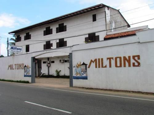 Miltons Beach Resort - dream vacation