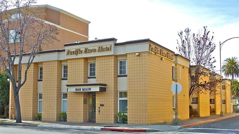 Euro Hotel Redwood City
