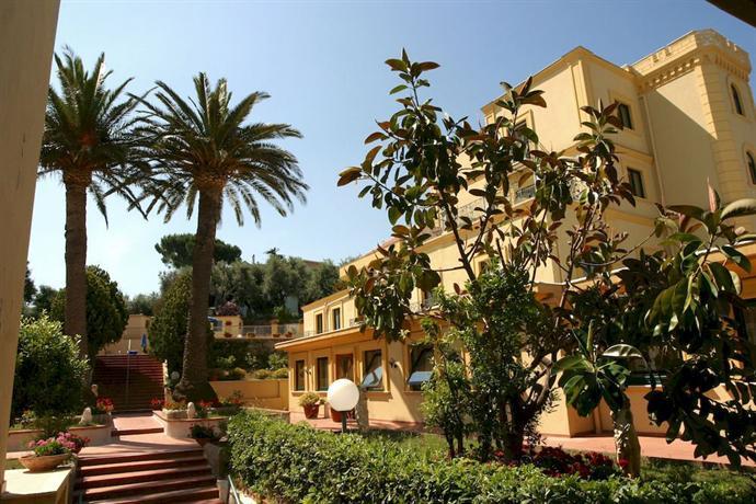 Villa Igea Hotel Sorrento - dream vacation