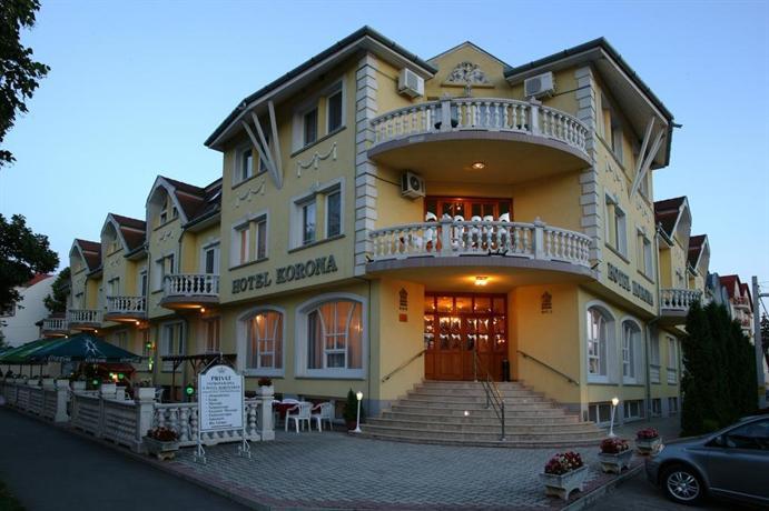 Hotel Korona Hajduszoboszlo - dream vacation