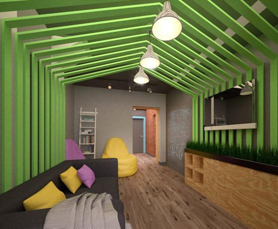 InDaHouse Hostel