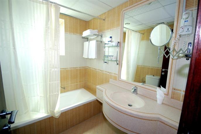Al Bustan Tower Hotel Suites - dream vacation