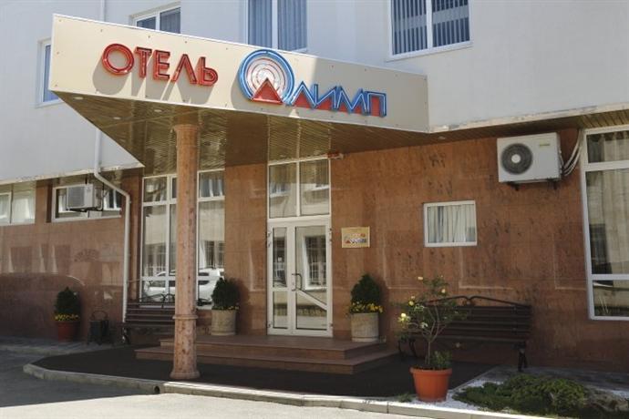 Олимп Отель