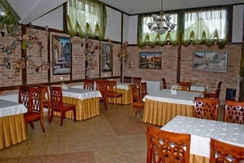 Гостиница Вилла-Татьяна на улице Линейная