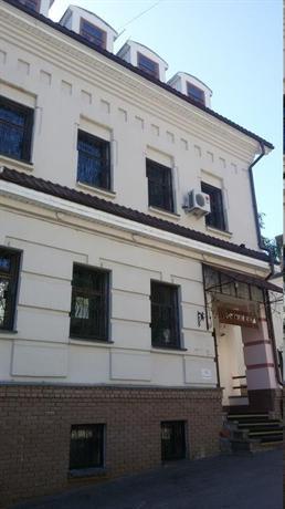 Гостиница У домика Петра