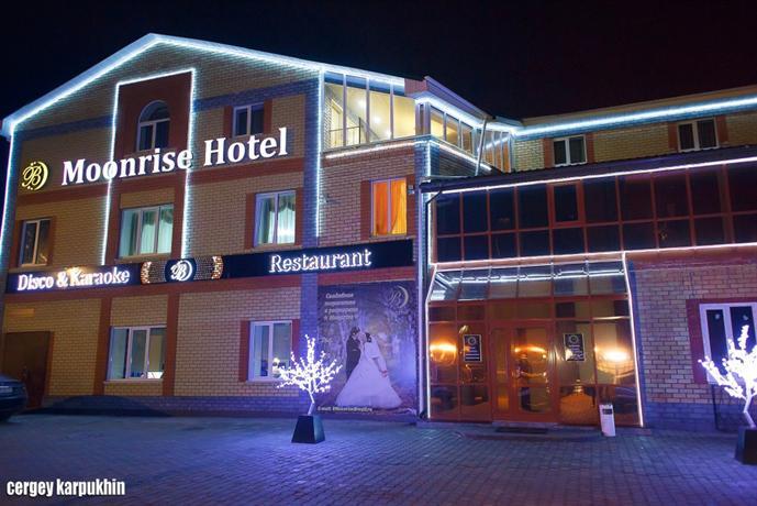 Отель Moonrise