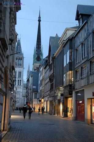 Hotel Les Arcades Rouen - dream vacation