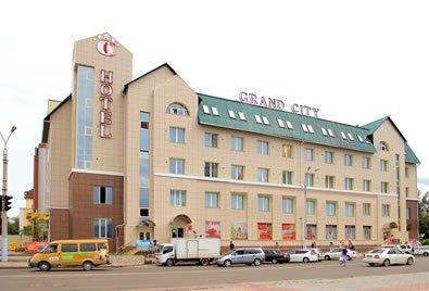 Отель Гранд Сити