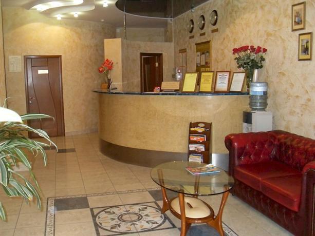 Отель Богема