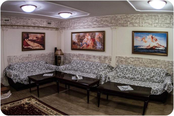 Гостиница Hotel-club Au rooms Центр