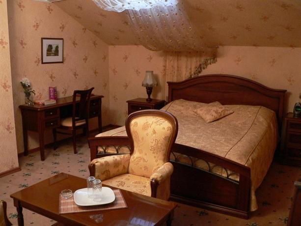 Отель-люкс Англитеръ