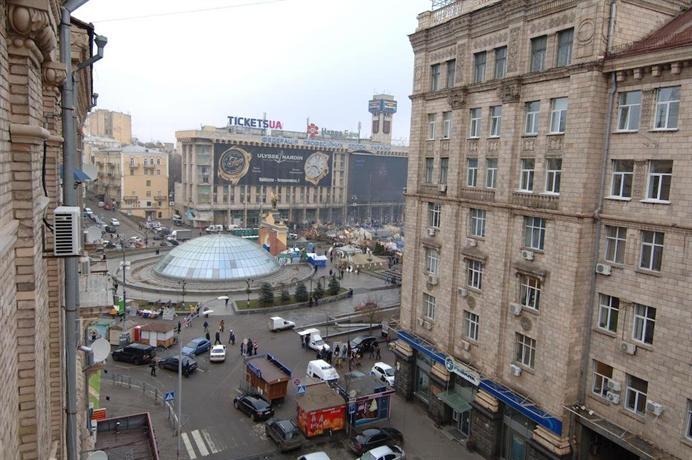 Апартаменты Kiev Accommodation in the center of Kiev