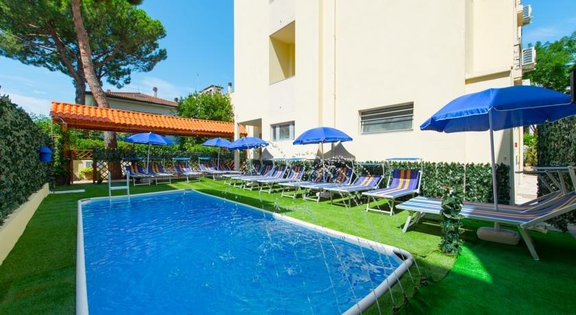 Hotel Vannucci Rimini - dream vacation
