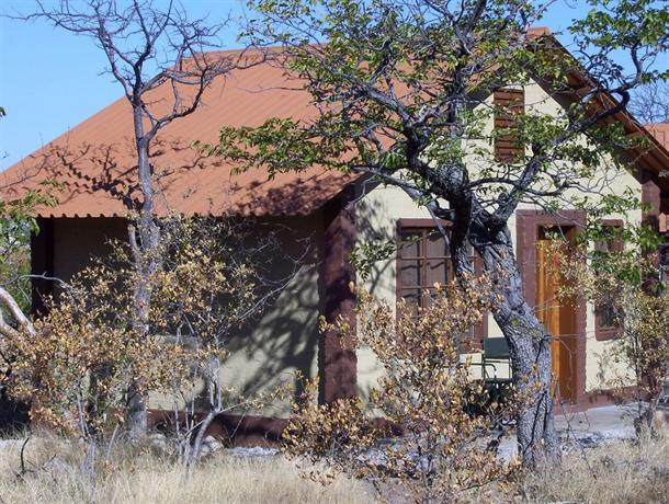 Etosha Safari Lodge - dream vacation